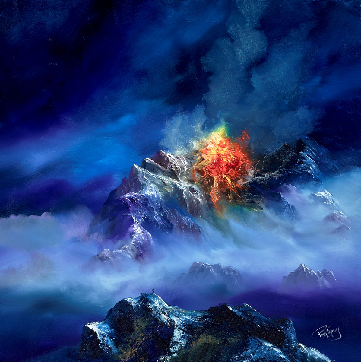 Fire in the Mountains IV